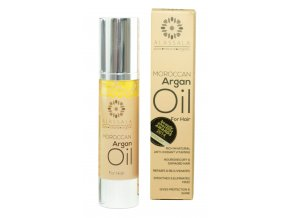 argan oil hair with box