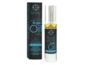 argan oil for men