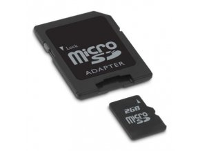 Paměťová karta - Mikro SD - 16 GB