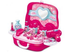 hracka g21 detsky kufrik s kosmetikou