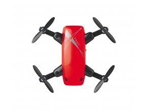 Skládací S9HW Mini dron s WIFI kamerou (Barvy žlutá)