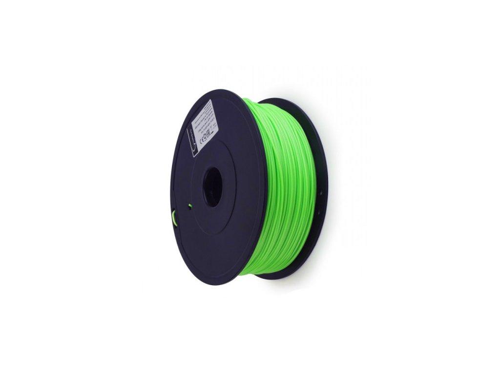 Gembird tisková struna PLAPLUS zelená