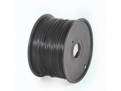 Gembird tisková struna černá ABS