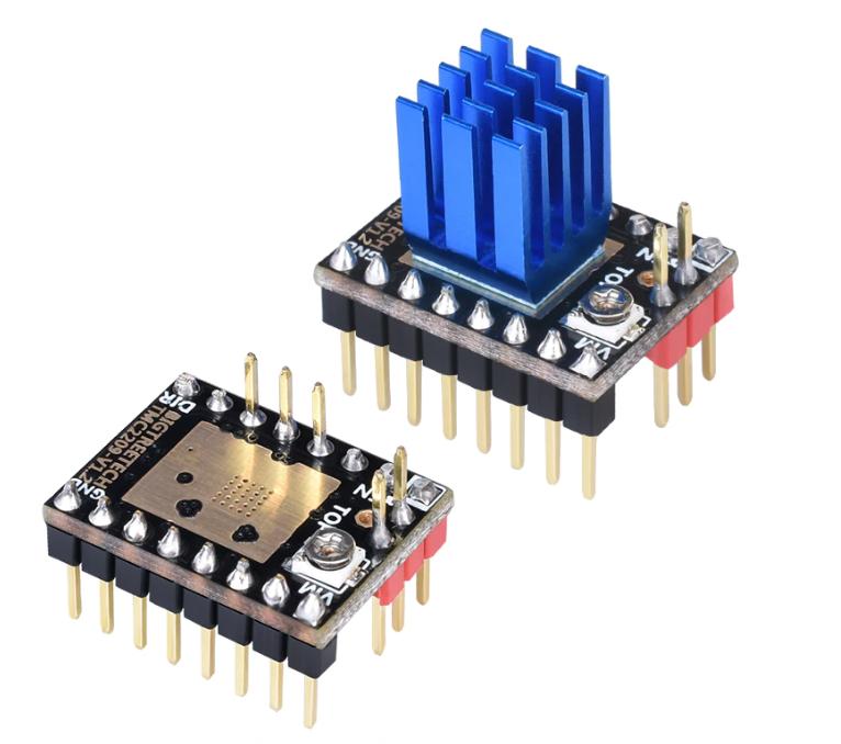 TMC2209 UART - Motorový driver pro 3D tiskárny