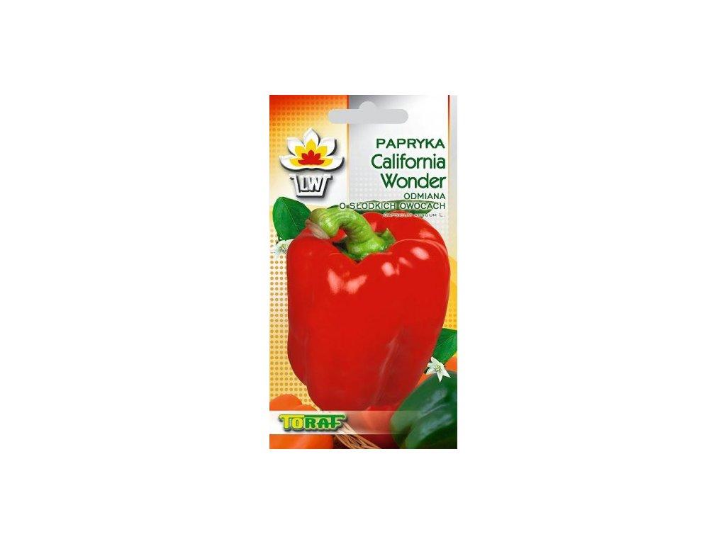 california wonder paprika