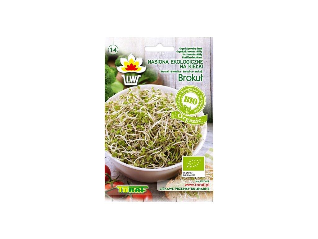 KLÍČKY brokolice BIO
