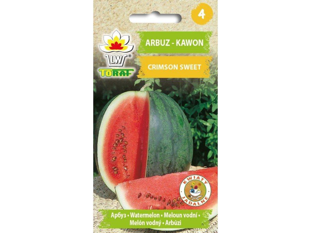 arbuz crimson sweet.2 f
