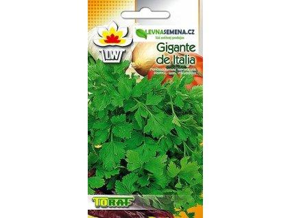 Petržel naťová Gigante de Italia /800 semen/