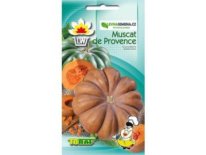 Dýně velká muškátová Muscat de Provence/17 semen/