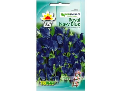 HRACHOR VOŇAVÝ ODRŮDA ROYAL NAVY BLUE-LATHYRUS ODORATUS /30 semen/