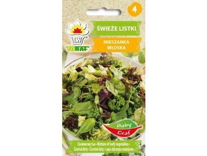 ITALSKÁ Směs bylinek na čerstvé listy