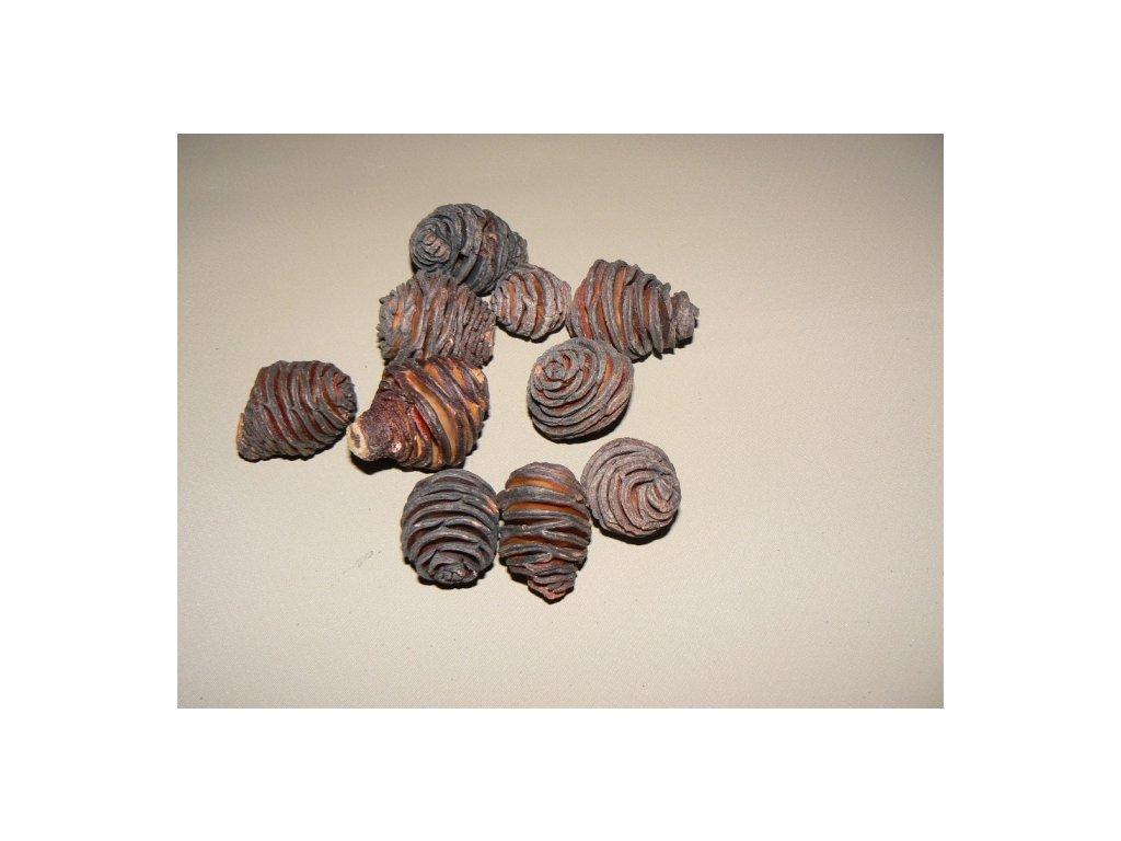 CERINO Šiška cerino 10ks v balení 3-5cm přírodní