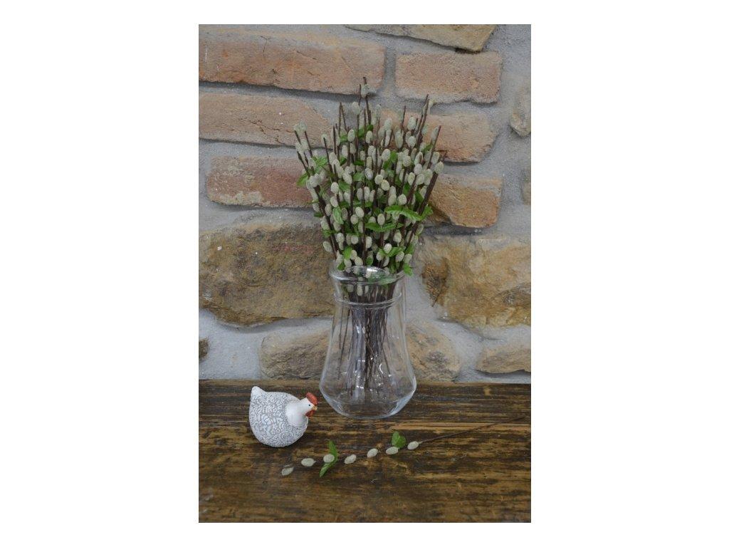 CERINO Umělá květina Kočičky malé 35cm 1ks