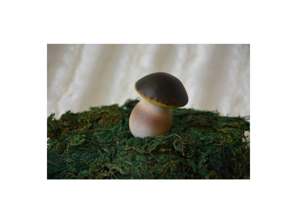 CERINO Umělá houba hříbek 5,5cm