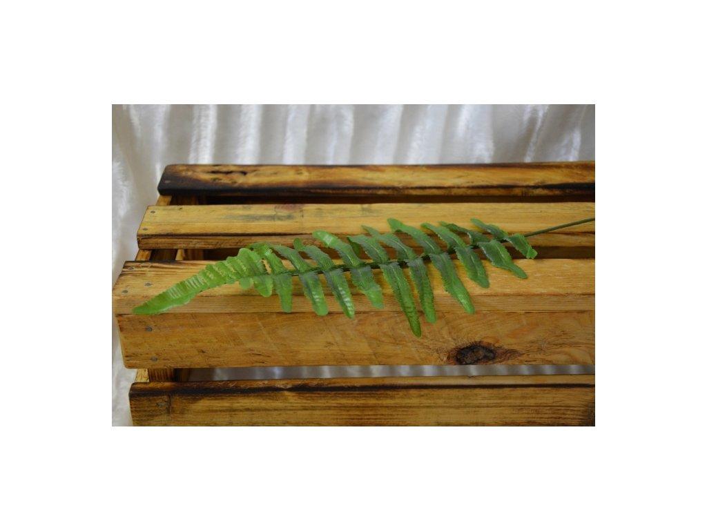 CERINO Umělá rostlina LIST Kapradí 48cm
