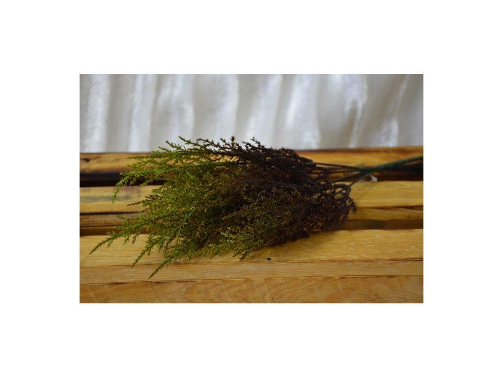 CERINO Umělá rostlina VŘES puget 40cm zelený