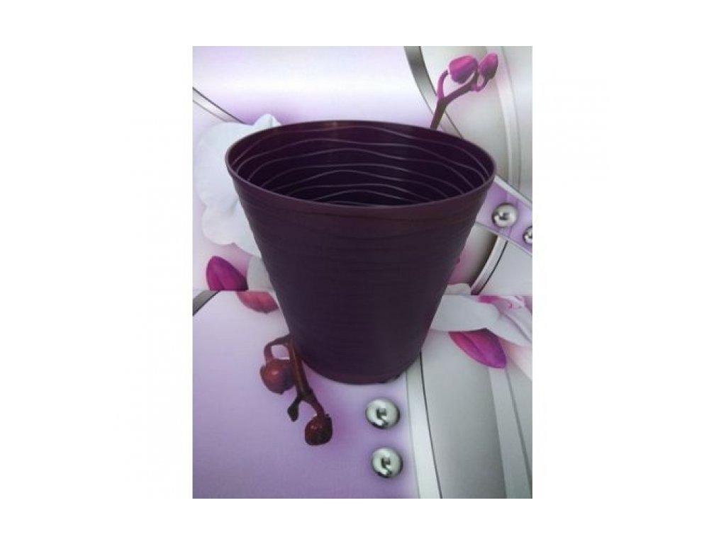 Prosperplast Květináč Tedi 13, fialový