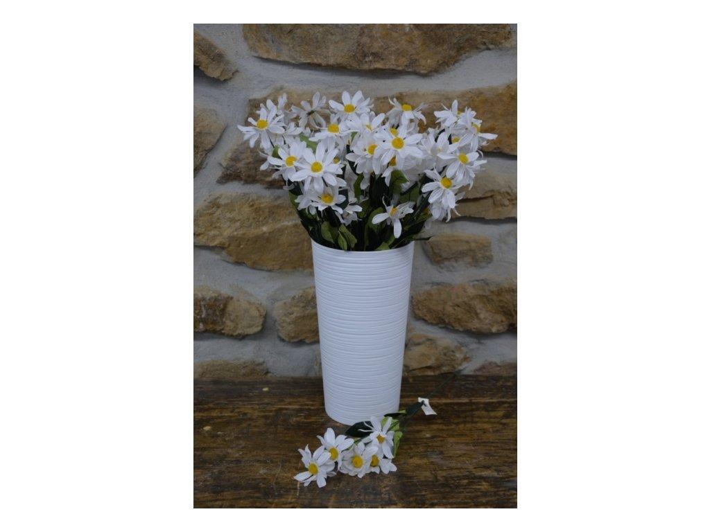 Cerino umělá květina KOPRETINA 60cm 5květů
