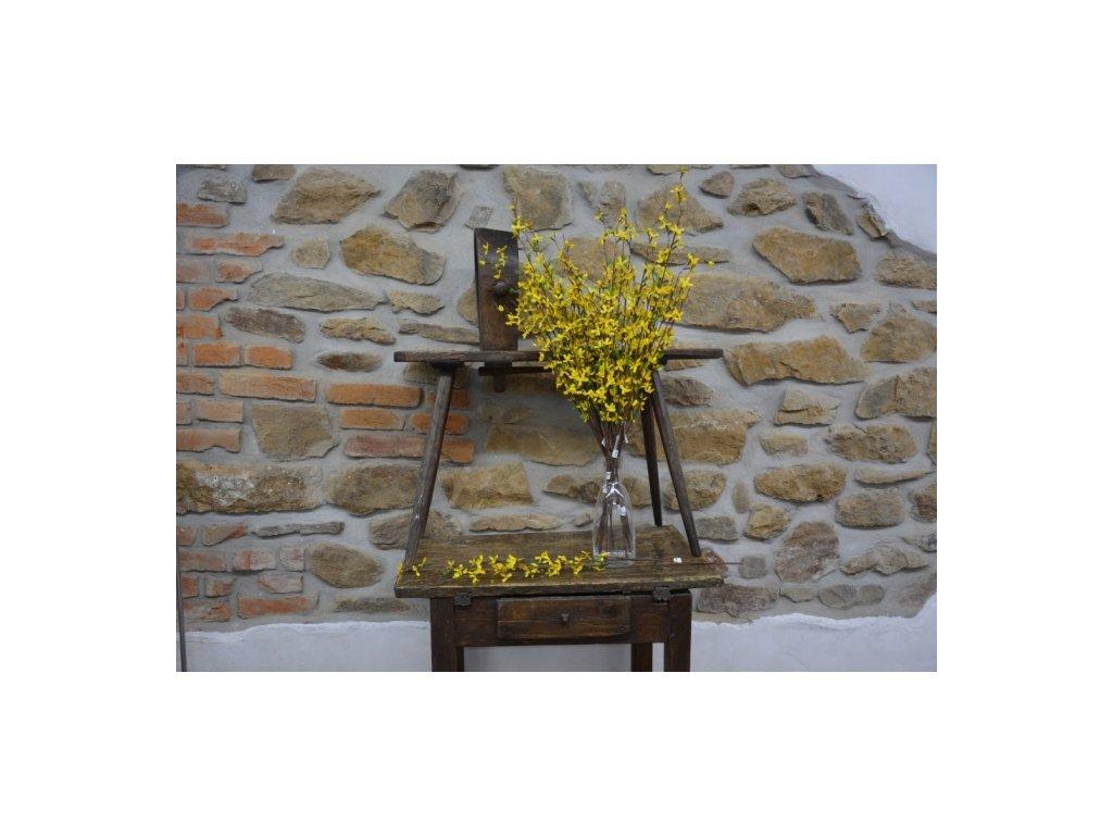 Cerino Umělá květina zlatý déšť 94cm