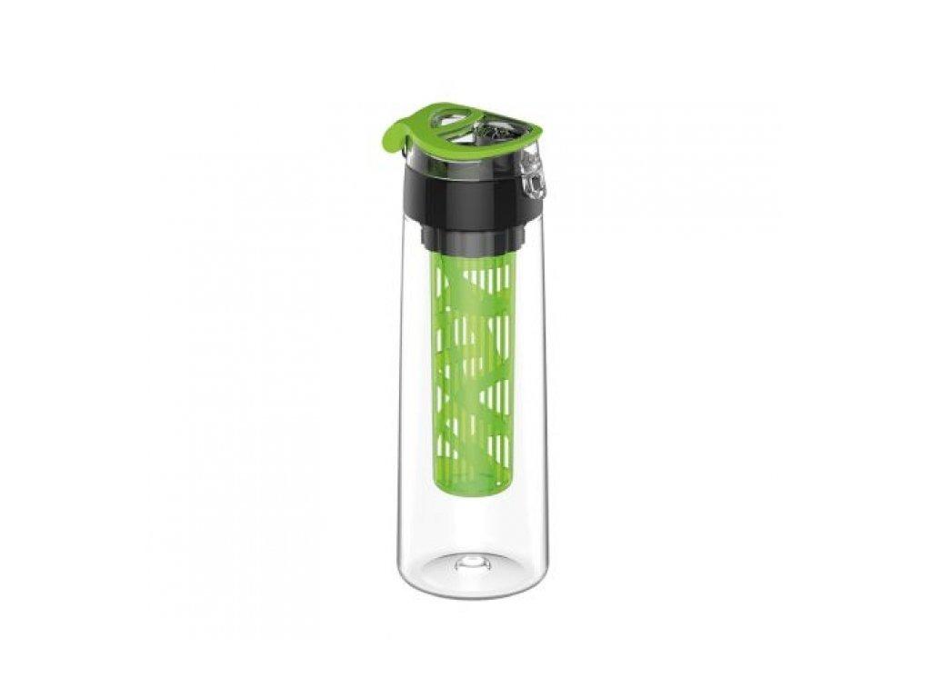 Cestovní láhev s filtrem na ovoce ATLAS 730ml limetka