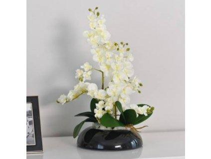 Don-plast Aranžovací nádoba Ikebana 1, černá