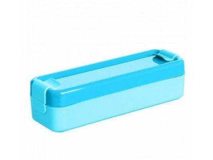 Hilo dětský box na potraviny 430ml modrý
