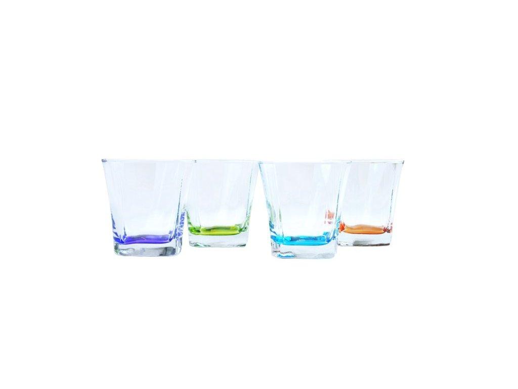 TRUVA odlivka whisky 28 cl, mix 4 barev