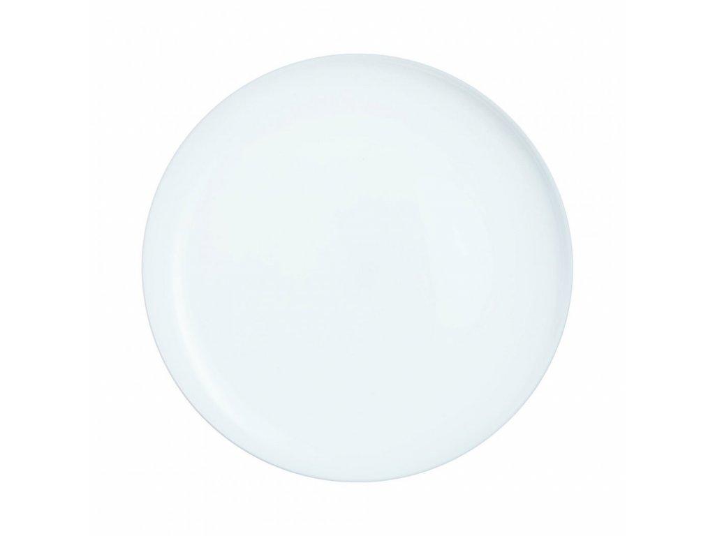 FRIENDS´TIME talíř pizza bílý 32 cm 6 ks