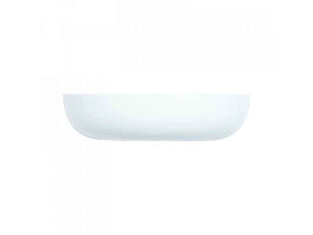 FRIENDS´TIME talíř na pho bílý 17 cm 6 ks