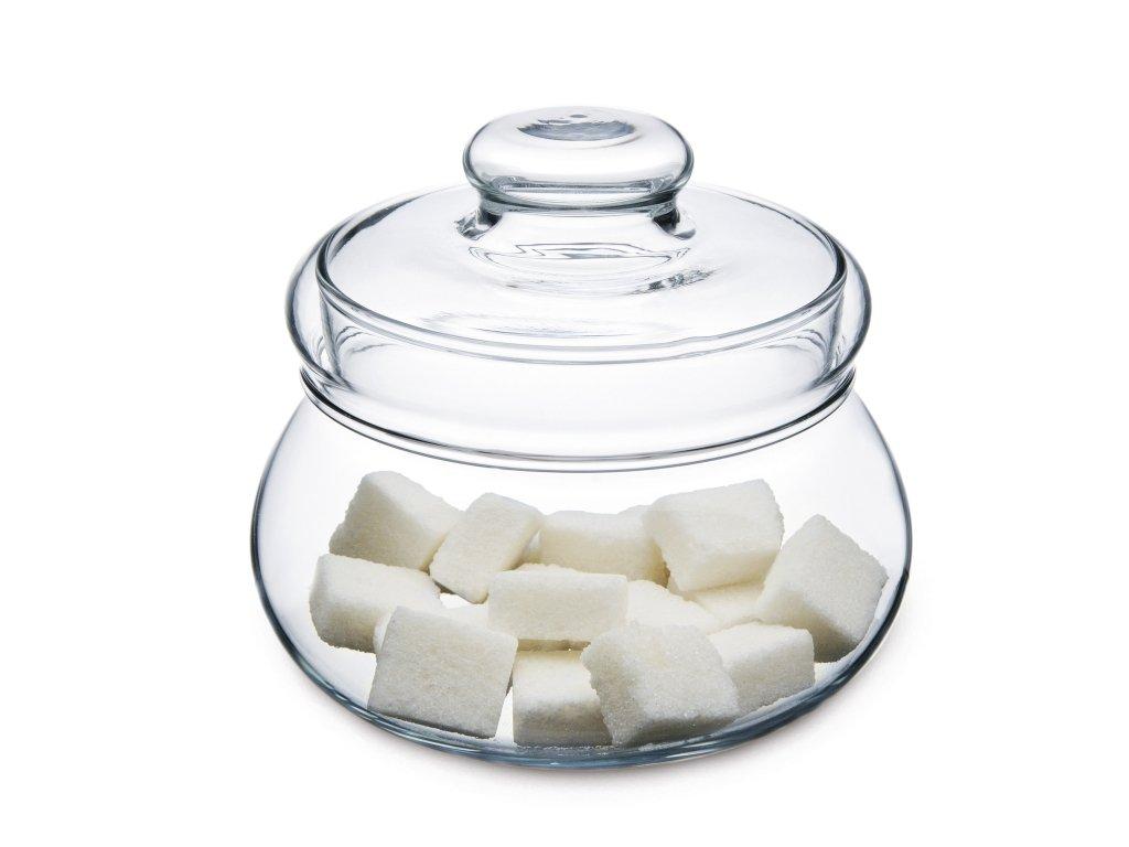 CLASSIC cukřenka s víčkem
