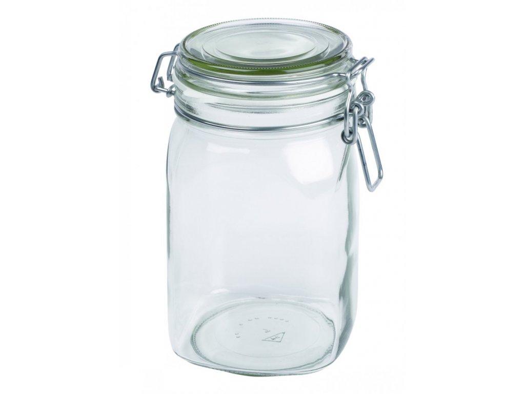 GOTHIKA zavař. sklenice 1,05 l s patentním uzávěre