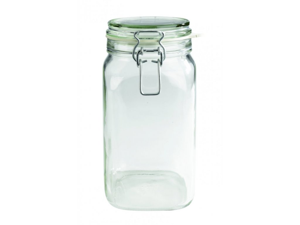 GOTHIKA zavař. sklenice 1,45 l s patentním uzávěre
