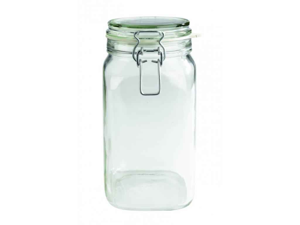 GOTHIKA zavař. sklenice 2,5 l s patentním uzávěrem