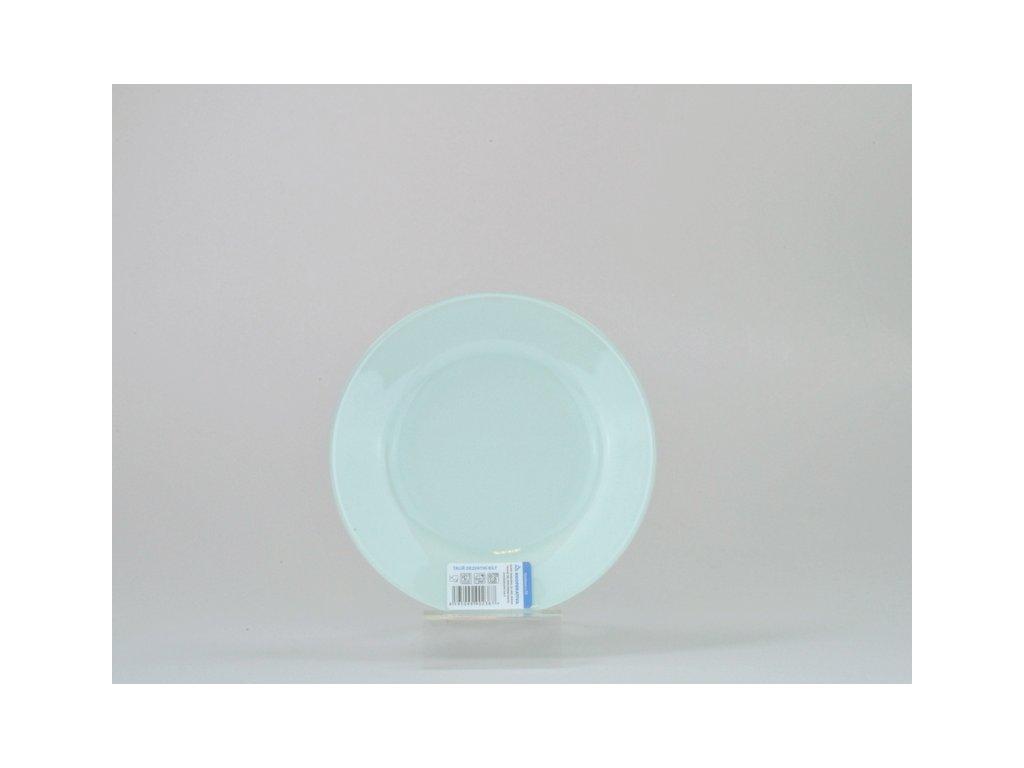 Talíř desertní 20 cm, bílá
