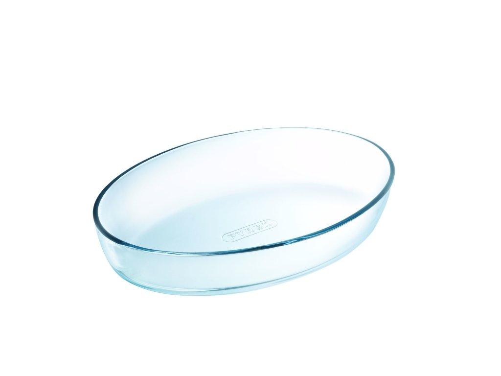 PYREX Zapékací miska ovál 26x18x6 cm, 1,6 L