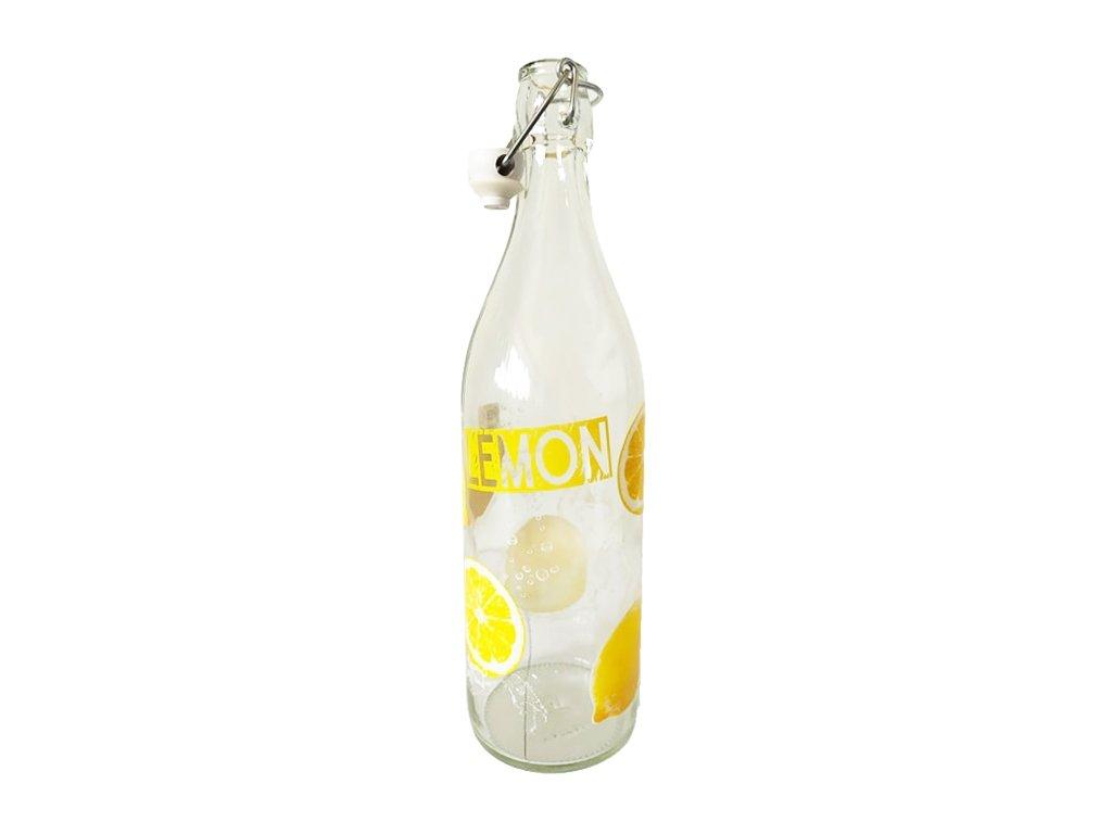 FRUIT LIFE lahev 1 l citron