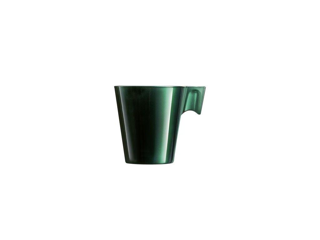 FLASHY Flashy espresso šálek 8 cl zelený