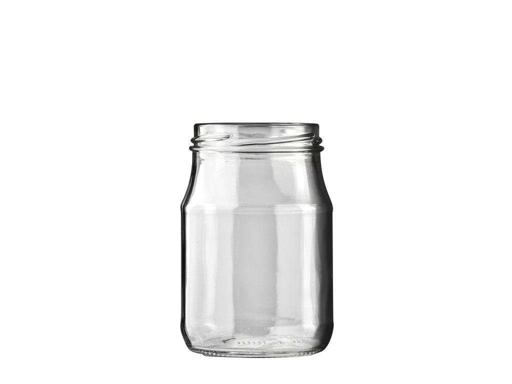 TWIST sklenice zavařovací 37,7 cl