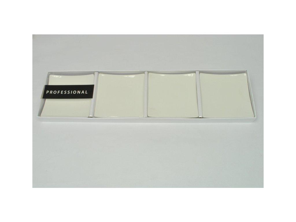 TAPAS Mísy čtvercové 9,4x9,4x1,7 cm