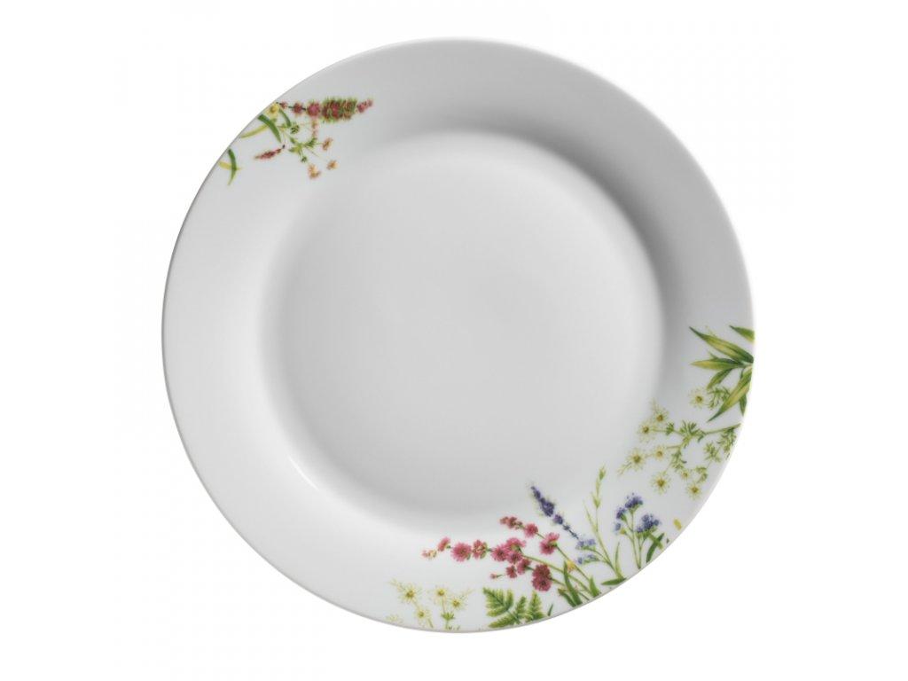 HERBAL GARDEN talíř plochý 27 cm