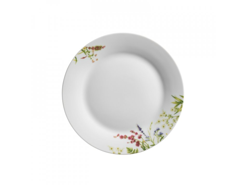 HERBAL GARDEN talíř desertní 20 cm