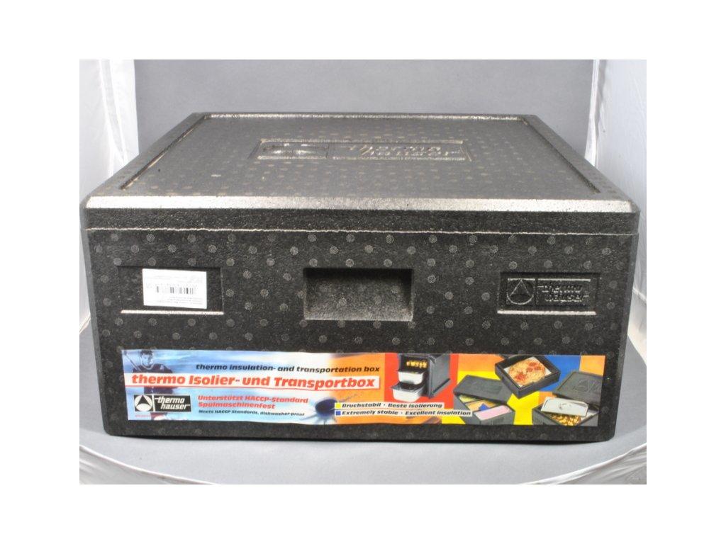 TERMOBOX EPP Maxi 64,5 l černý čtvercový