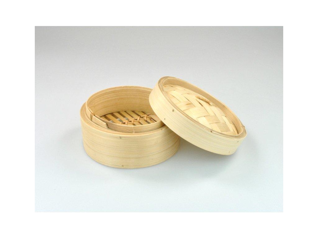 OSTATNÍ Pařáček,bambus,15 cm průměr,výška 8 cm