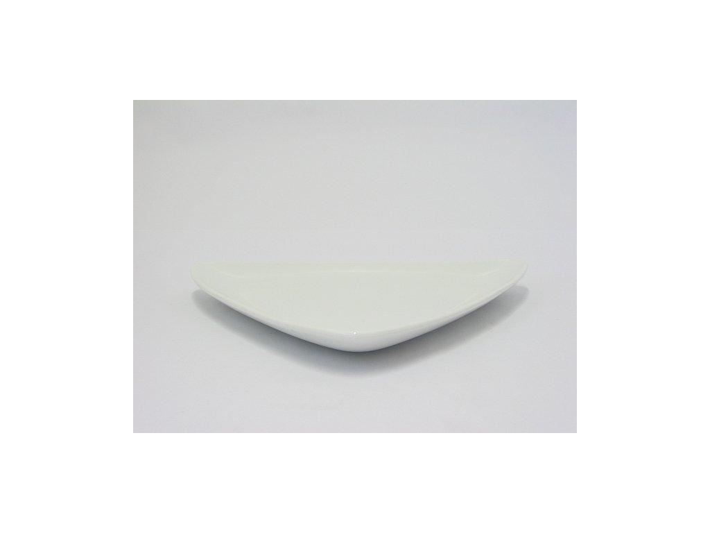 SCENA Plato trojúhelník 33.5 cm