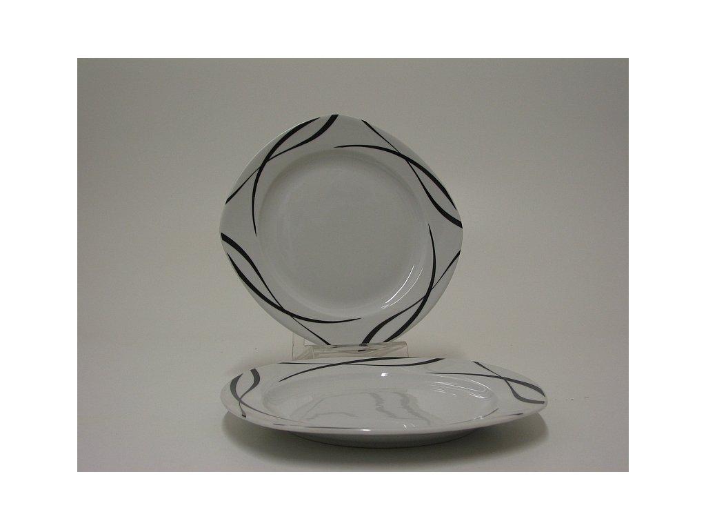 OSLO talíř desertní 20,5 cm