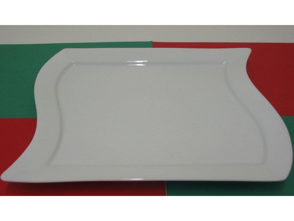 PERFETTO Talíř plochý 25x22.5 cm