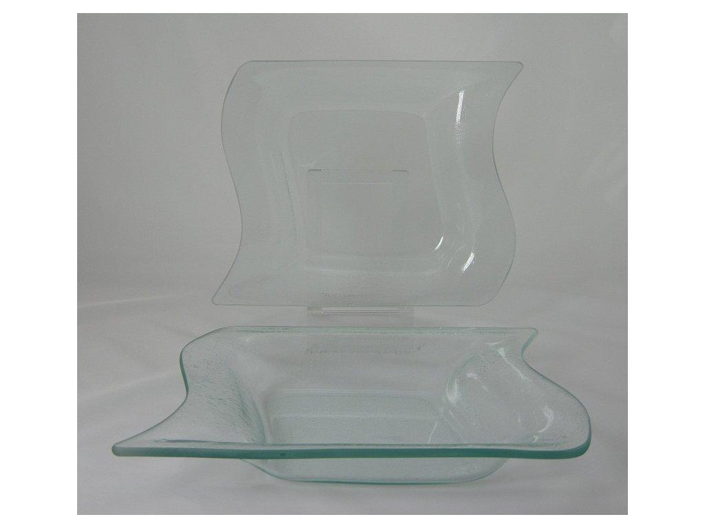 ARCHETTO Glass Miska 20,5x18,5 cm