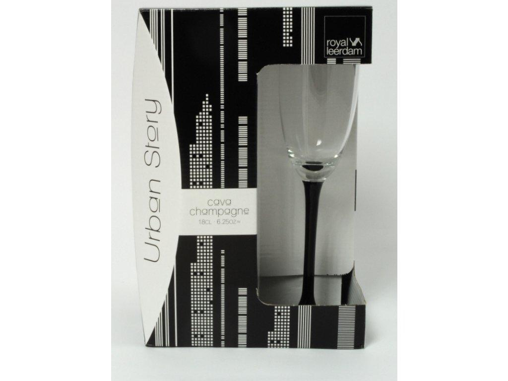 URBAN STORY flétna šampaň 18 cl