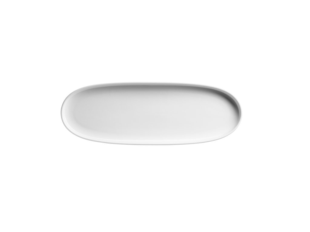 VADA plato oválné úzké 30,6 x 10,6 cm