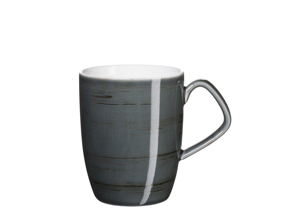 DERBY hrnek tmavě šedý 37,5 cl